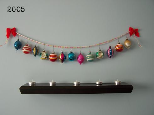 mid-century modern christmas ornaments | myMCMlife.com