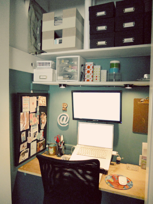 Home Office Part 5 The Cloffice Or Offet Mymcmlife Com