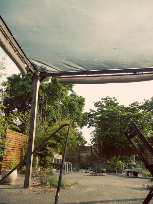 pergola shade cloth woodworking plans