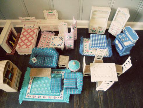Delightful Easy Barbie Furniture Making