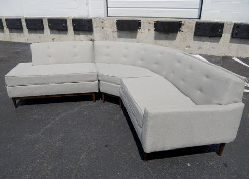 Not ... : reupholstering a sectional sofa - Sectionals, Sofas & Couches