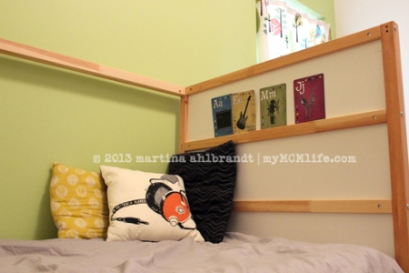 Room to Grow: Making a Bedroom for Foster Kids - myMCMlife.com