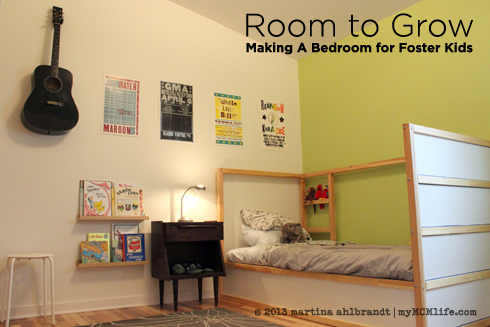 Room To Grow Making A Bedroom For Foster Kids Mymcmlife Com