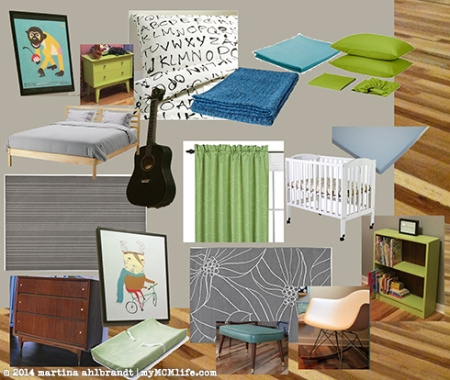nursery+guest+foster mood board