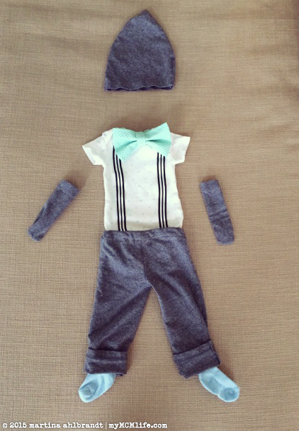 A Coming Home Outfit for Baby Boy | myMCMlife.com