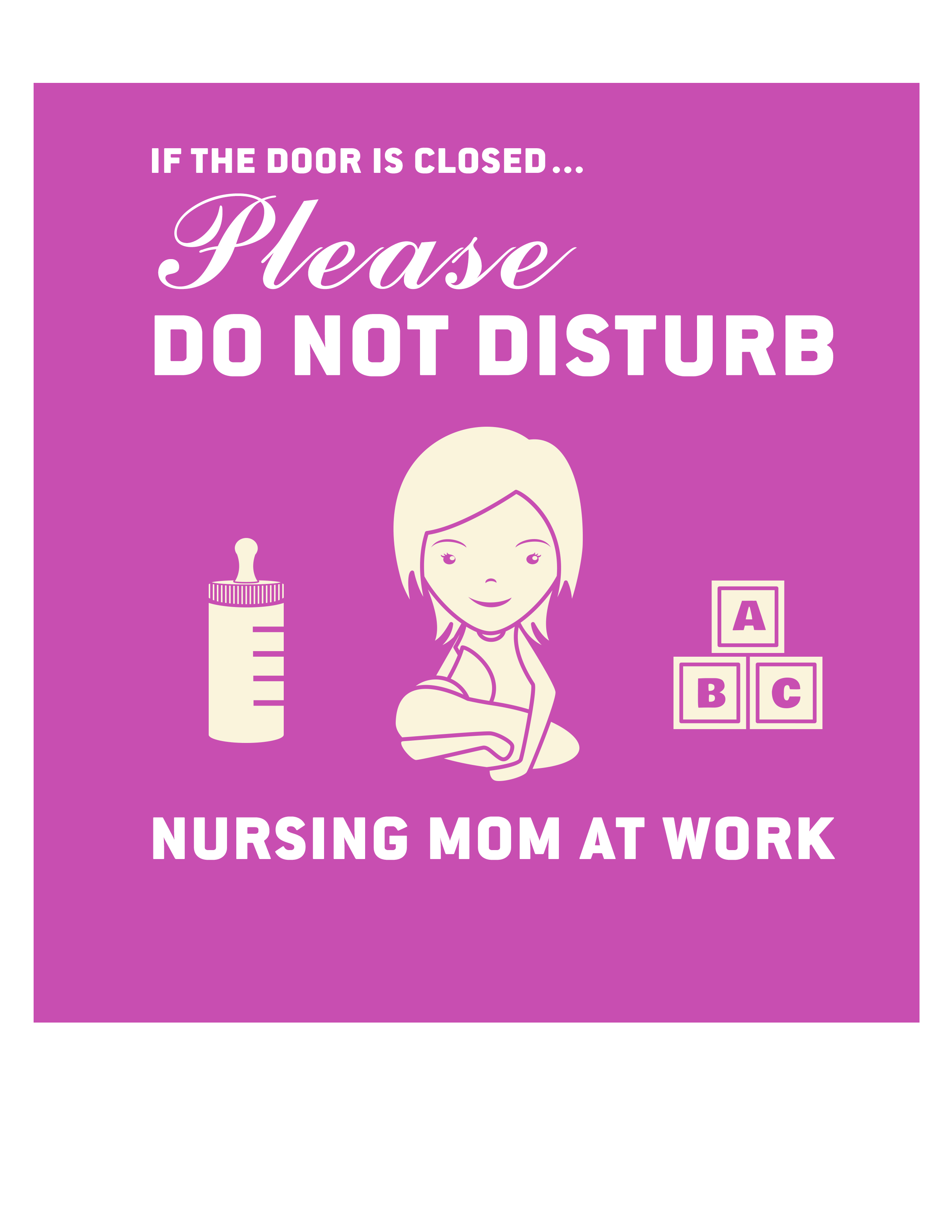 Nursing Mom At Work Mymcmlife Com